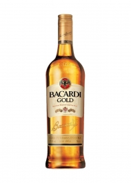 BACARDI RUM GOLD CL.100