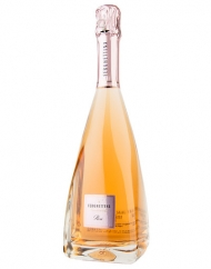 FERGHETTINA BRUT ROSE CL.75 MILLEDI QUADRATA