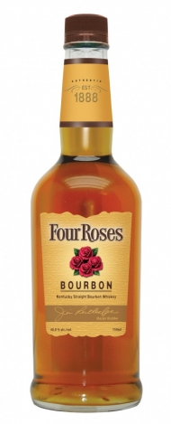 FOUR ROSES BOURBON WISKY CL.100