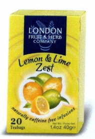 LONDON PZ.20 INFUSI LEMON LIME