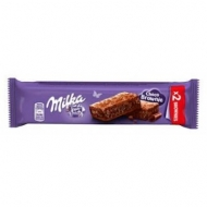 MILKA COOKIES PZ.24 BROWNIE CAKE